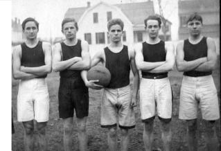 fredericksberg b'ball 1910